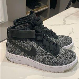 Nike flyknit high tops